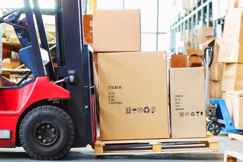 Warehouse design elements that benefit forklift safety