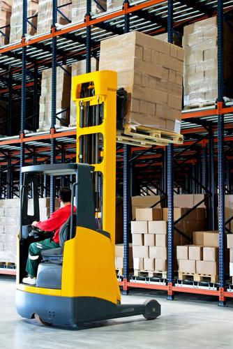 Ventilation is key for safe forklift operation