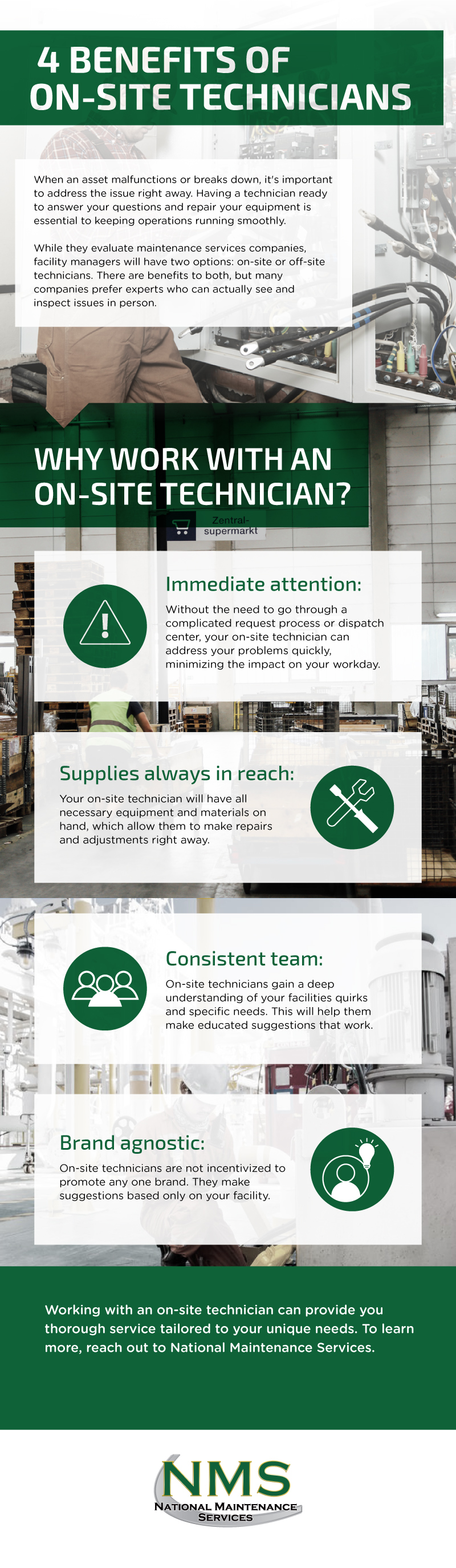 On Site Tech Infographic